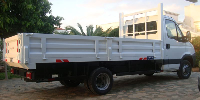 Camion 35t